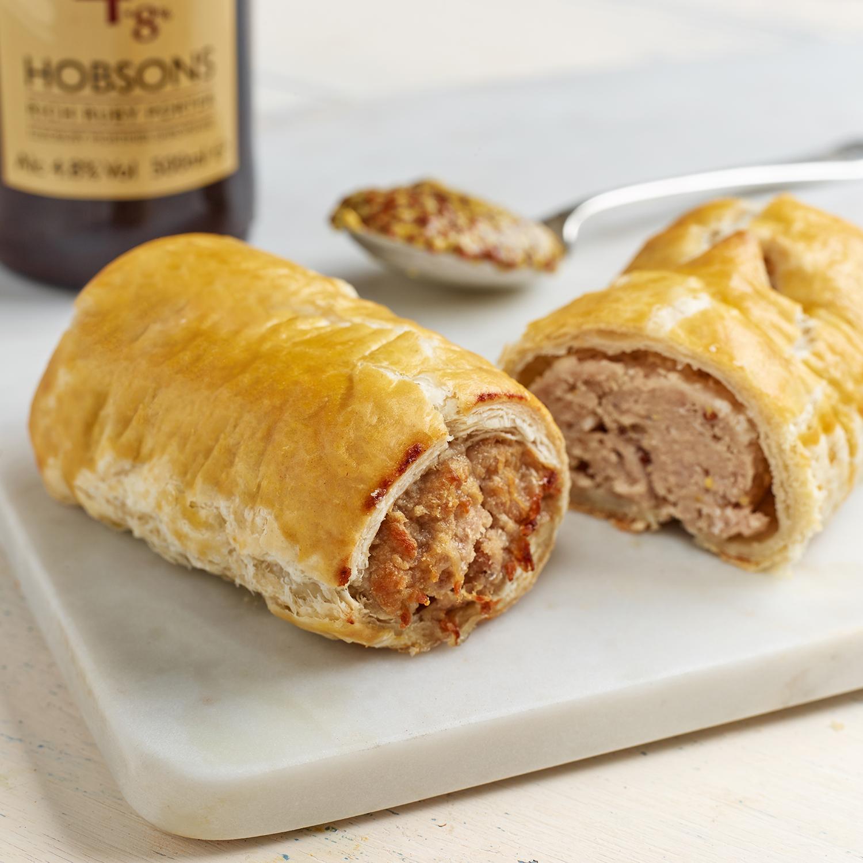 Pork, Ludlow Ale & Mustard