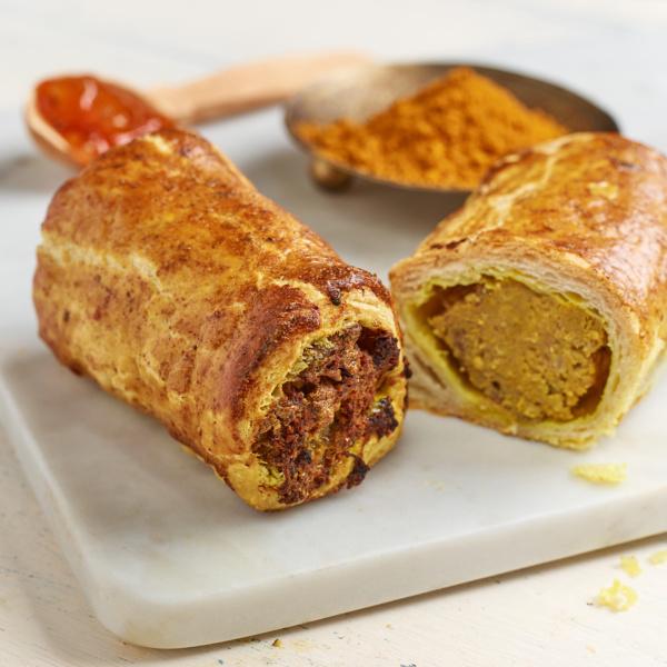 Pork, Indian Spice & Mango Chutney