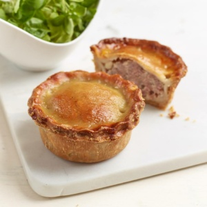 Traditionl Pork Pie